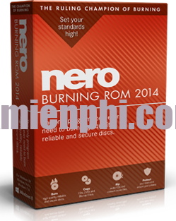 Nero Burning ROM 2014 v15.0.01300 ML